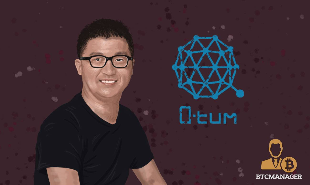 A Chat With Qtum Team Leader, Patrick Dai