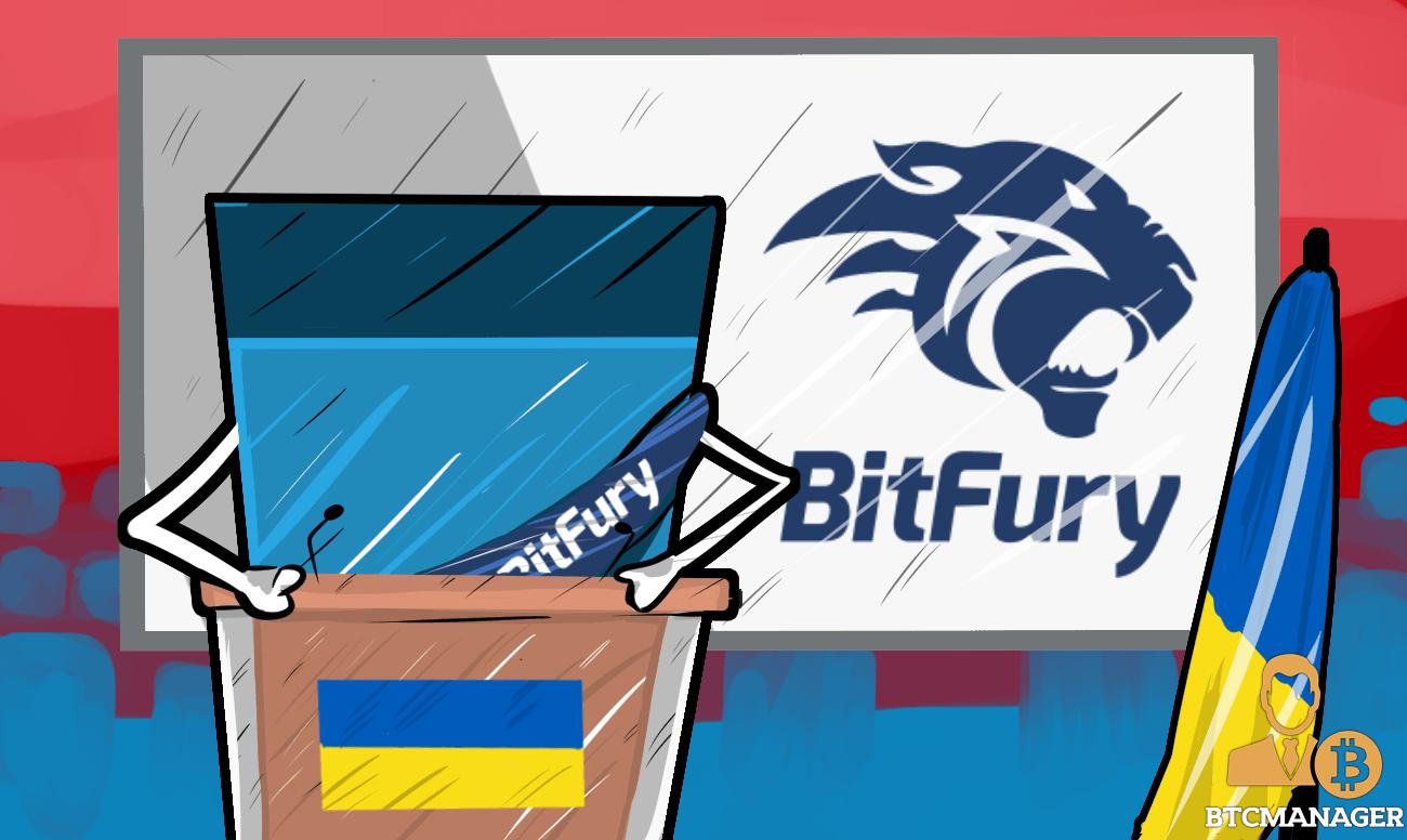 Autonomy or Just Another Slavery?: Ukraine and Bitfury Start Full-scale Blockchain eGovernance Program