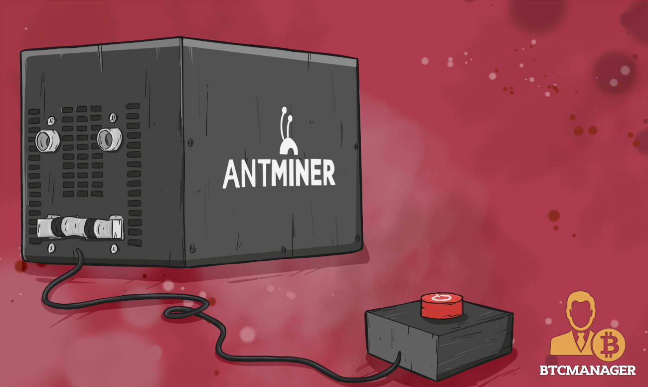 Feature, Bug or Backdoor? AntBleed Code Enables BitMain to Remotely Shut Down AntMiner