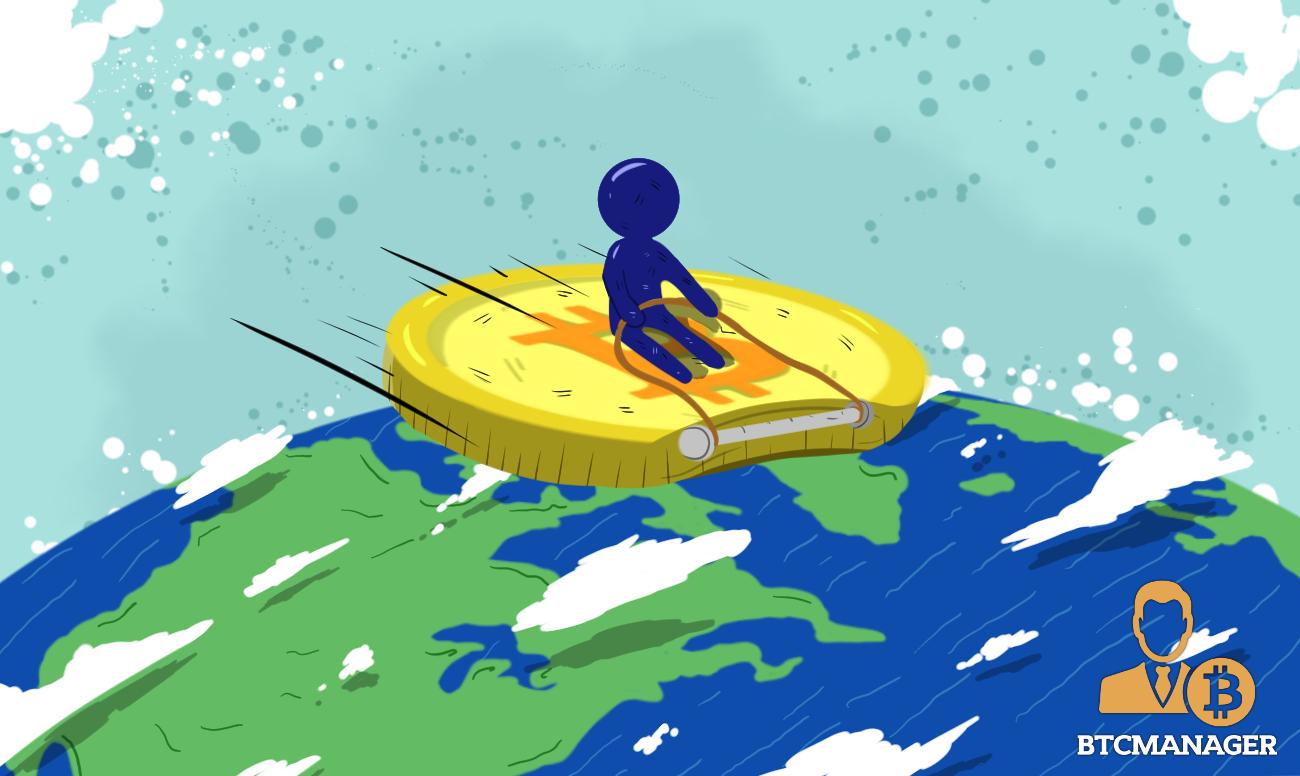 How to Travel Around the World Using Bitcoin