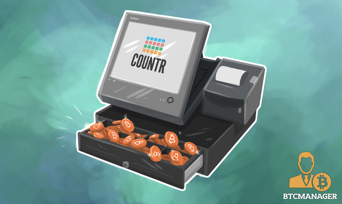 Countr POS To Add Bitcoin Payments For More Than 3,000 Merchants