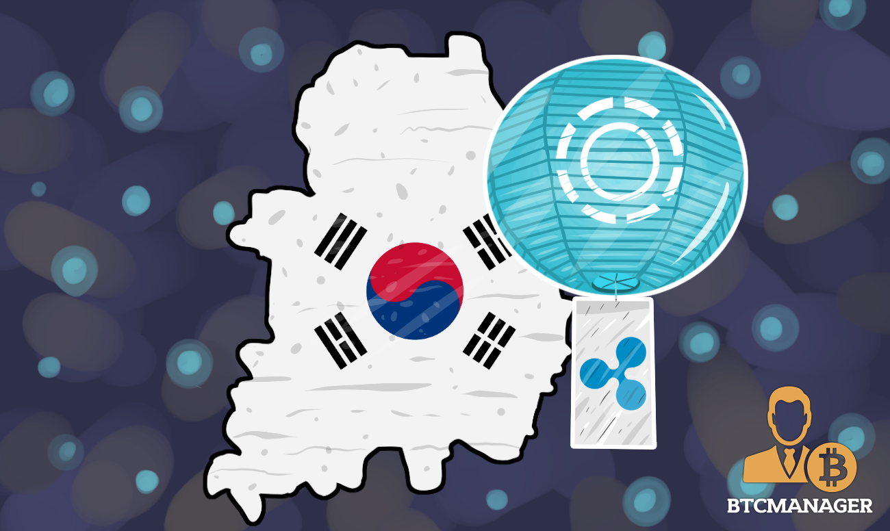 Major VC-Backed South Korean Exchange Launches Ripple Support