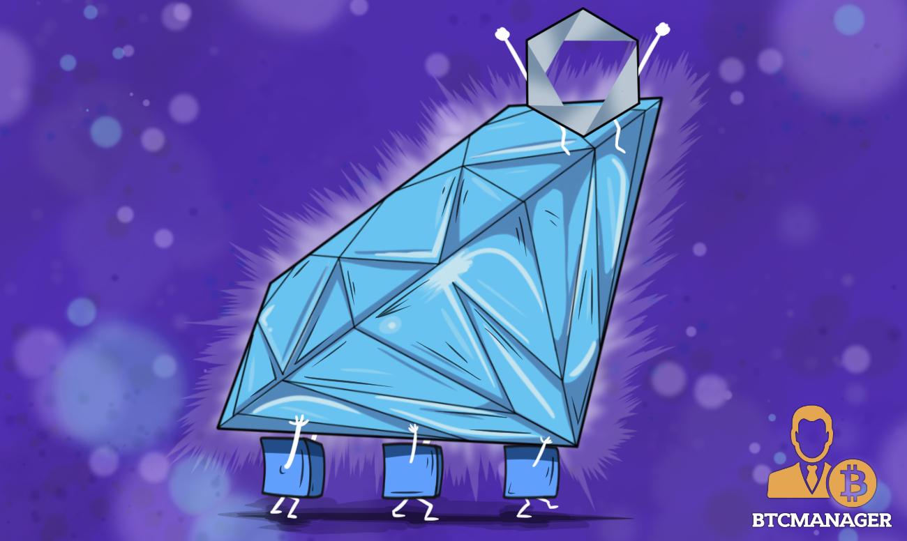 Blockchain Startup Everledger Partners with Singapore Diamond Exchange and Kynetix