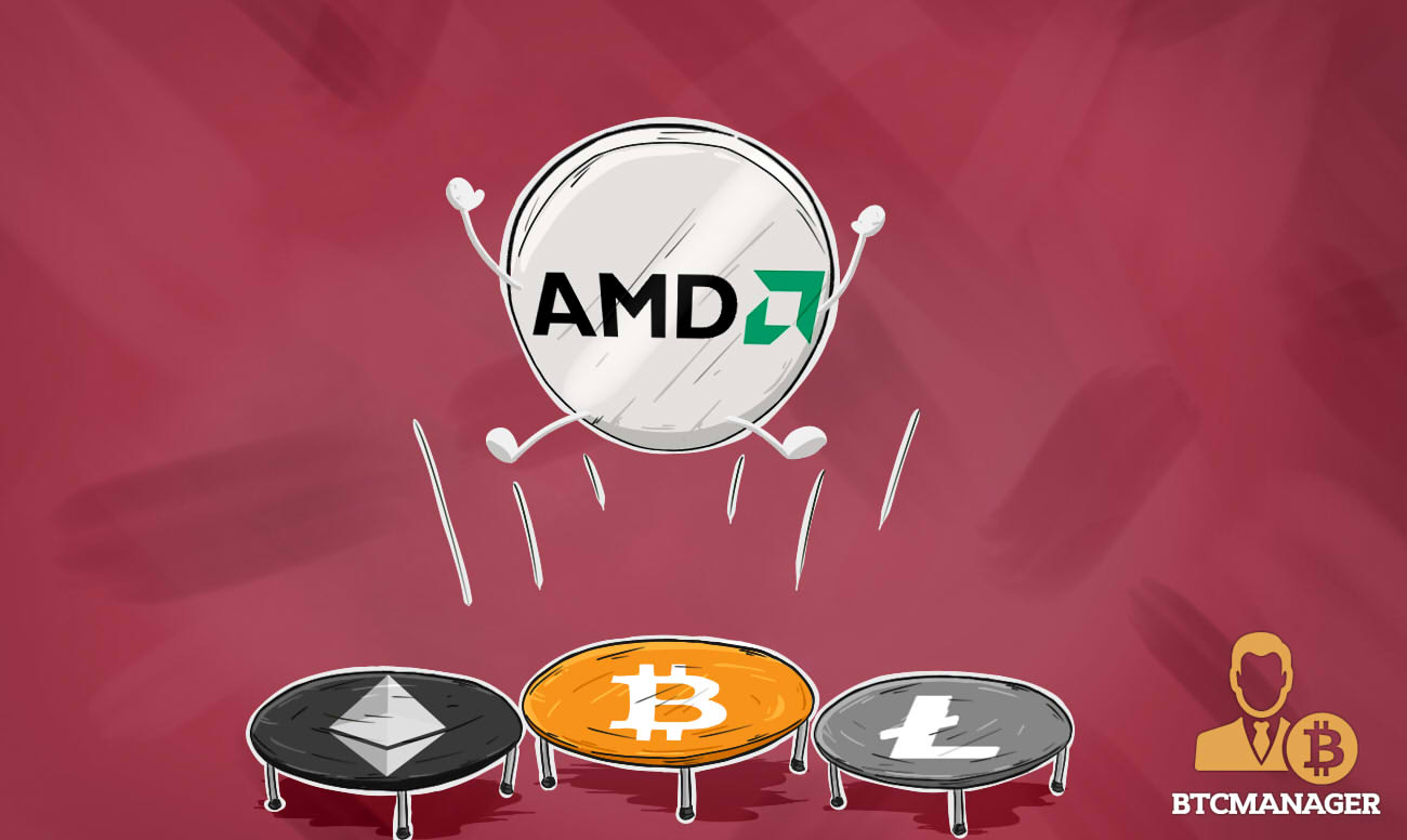 Digital Currency is Driving AMD Shares to Skyrocket