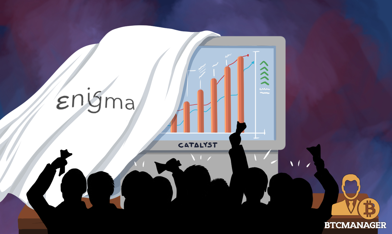 MIT Graduate-led Startup Enigma Unveils Cryptocurrency Investment Platform