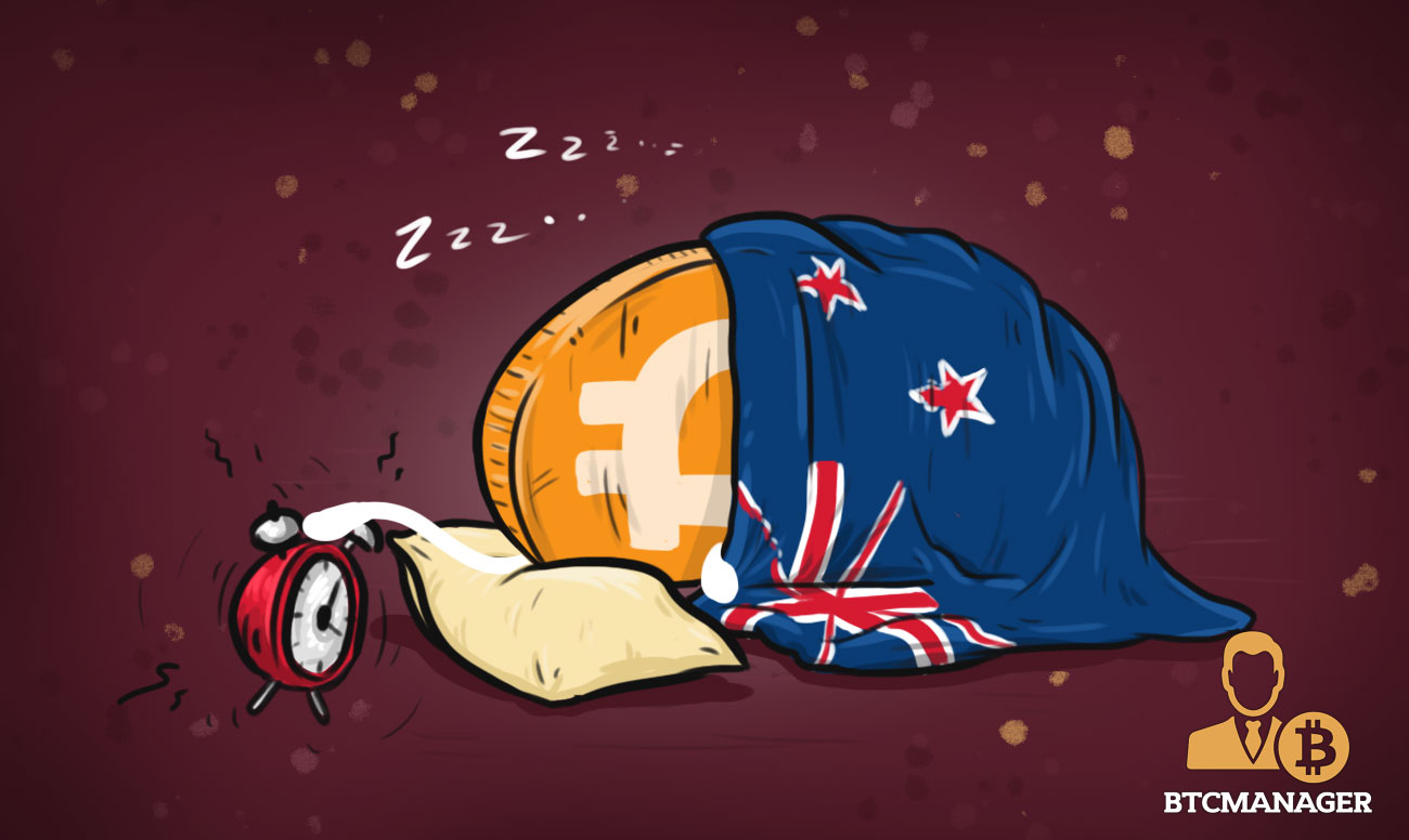 New Zealand Slow to Adopt Cryptocurrencies