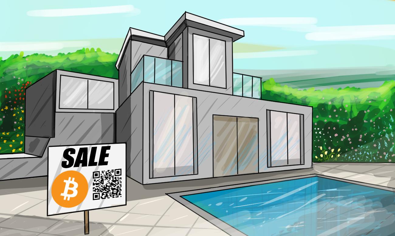 Swiss Villa Sale 829 Bitcoin Bitcoins News Real Estate Agent