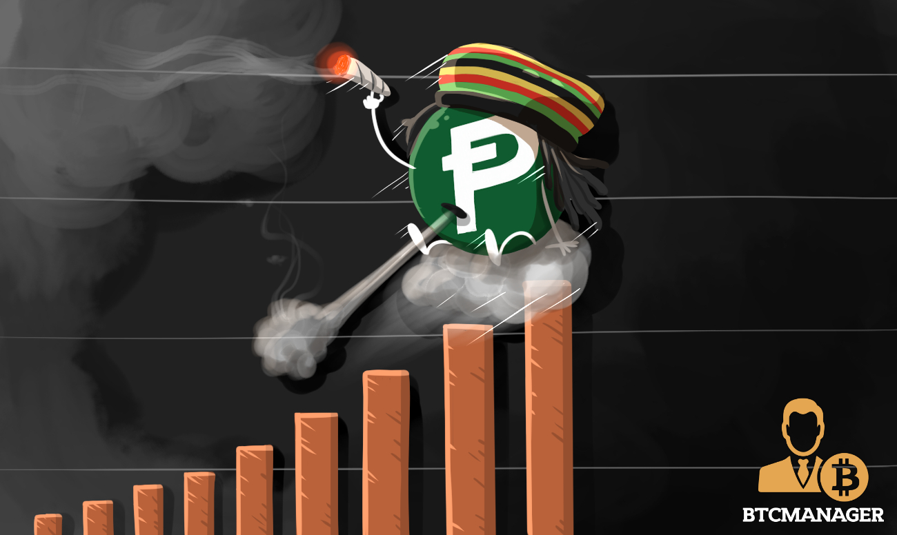 The Cannabis Industry, the Blockchain, and Dennis Rodman Gives PotCoin a New High