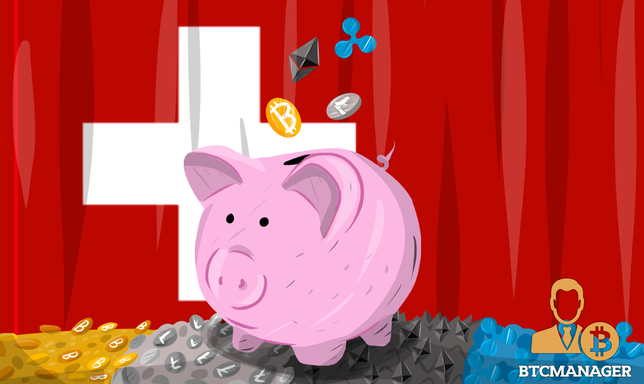 Wow! Swiss' Crypto-Valley Bears the World's first Crypto Fund