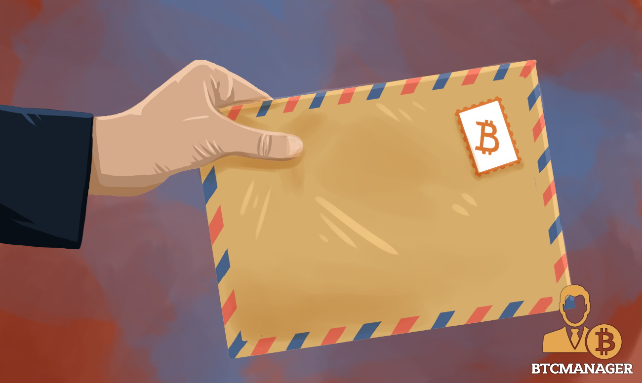 Do You want a bit of Bitcoin with those Stamps?