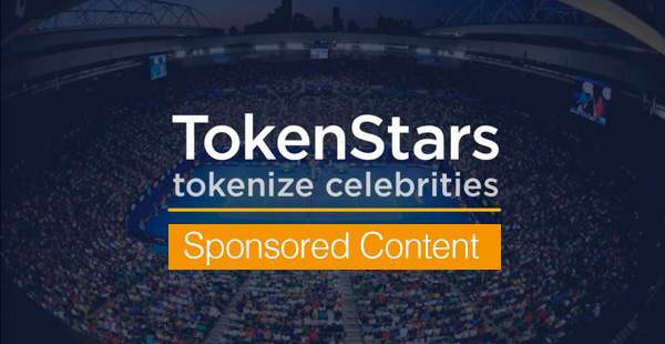 TokenStars Announces New ICO to Tokenize Celebrities' Careers