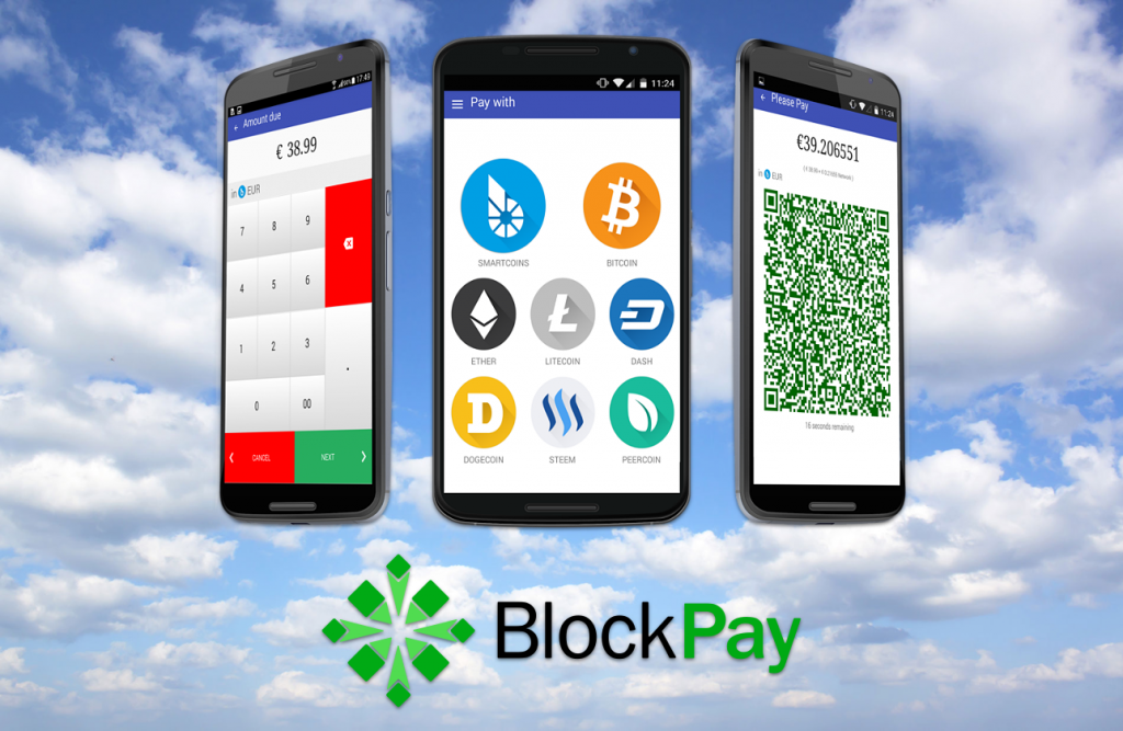 Point of sale and cryptocurrency