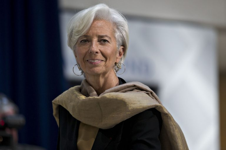 """IMF Chief Lagarde Tells Central Bankers: """"Not Wise to Dismiss Virtual Currencies"""""""