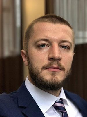 Anton Dzyatkovskiy, Co-founder, CIO, IT & Scoring