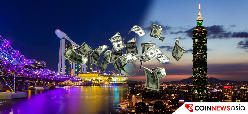 Singapore and Taiwan Adamant against Money Laundering with Bitcoin