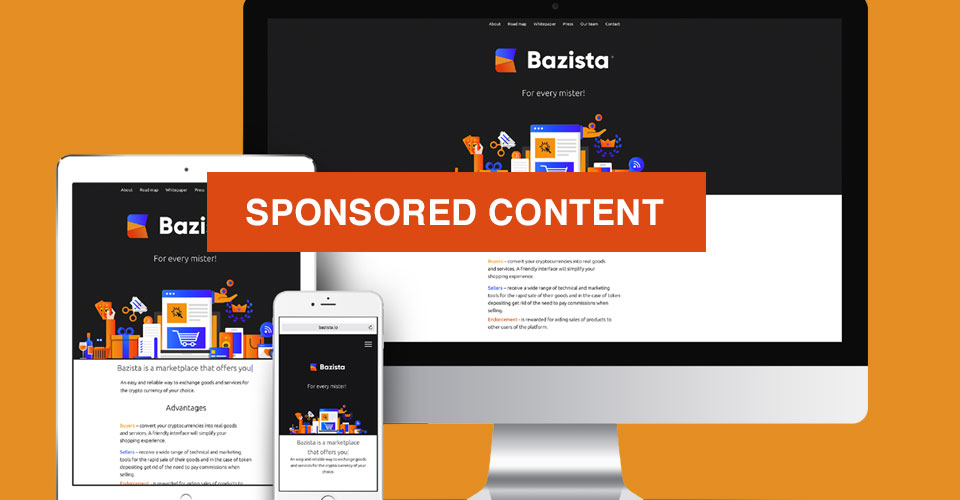 Participate in a Worthwhile Pre-ICO with Bazista on November, 16th
