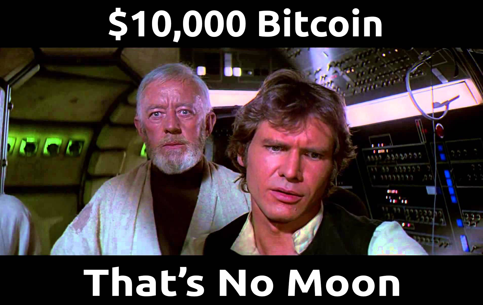 Here's Our Favorite Bitcoin Memes of 2017