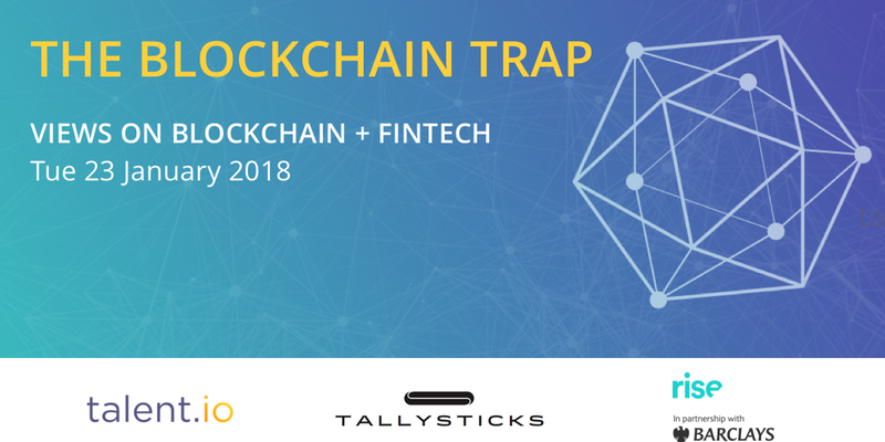 Fintech Events in London in 2018 - Inside Bitcoins - News, Price, Events