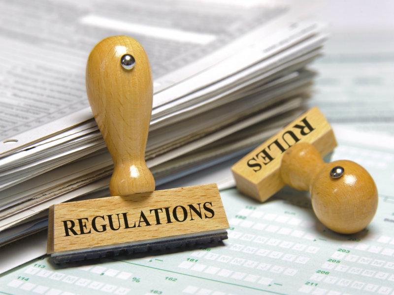 Aggressive Regulation