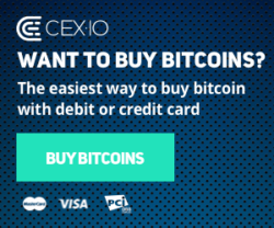 Buy Bitcoins with a debit or credit card