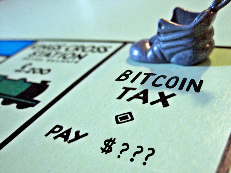 Bitcoin Taxes