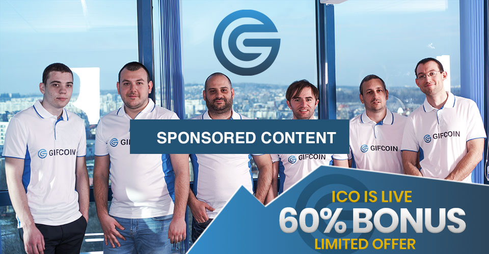 GIFcoin ICO Gives You a Chance to Gain a Juicy Share of the Gambling Industry's Massive Profits