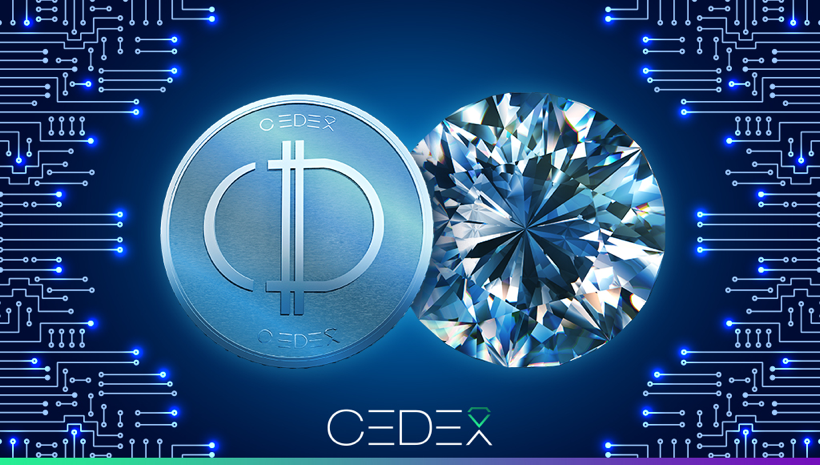Cedex launches token