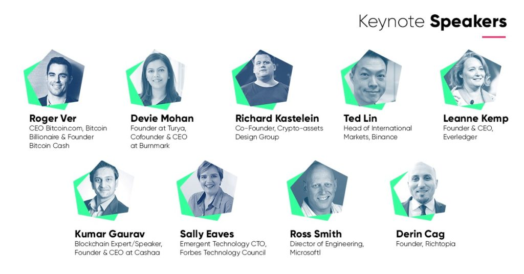 The Largest Gathering of Blockchain Enthusiasts, Believers & Evangelists Is Happening in New Delhi at the World Satoshi Summit 2018!