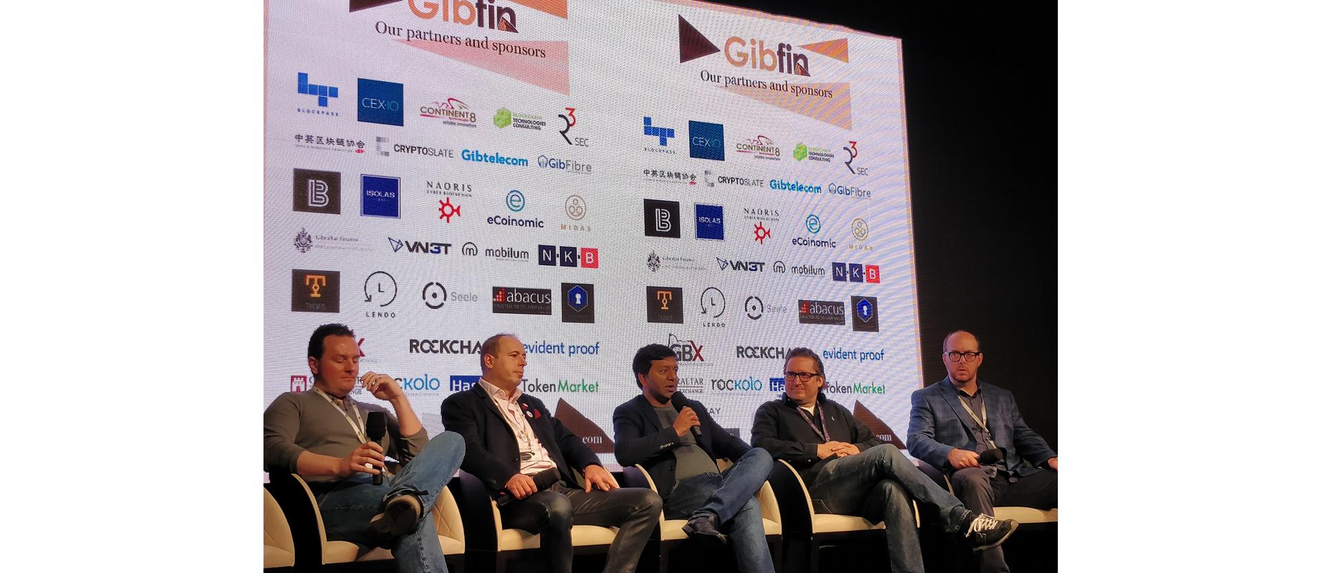 TokenMarket CEO Mr Ransu Salovaara Features as a Guest Speaker at The Gibraltar International FinTech Forum 2018