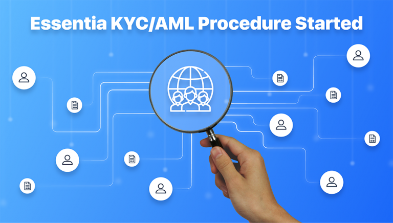PR: Essentia Opens KYC Verification Ahead of Public Sale