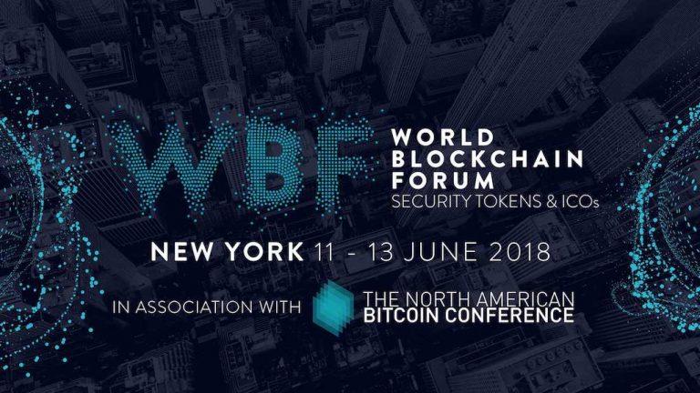 PR: World Blockchain Forum – New York's Better Blockchain Conference