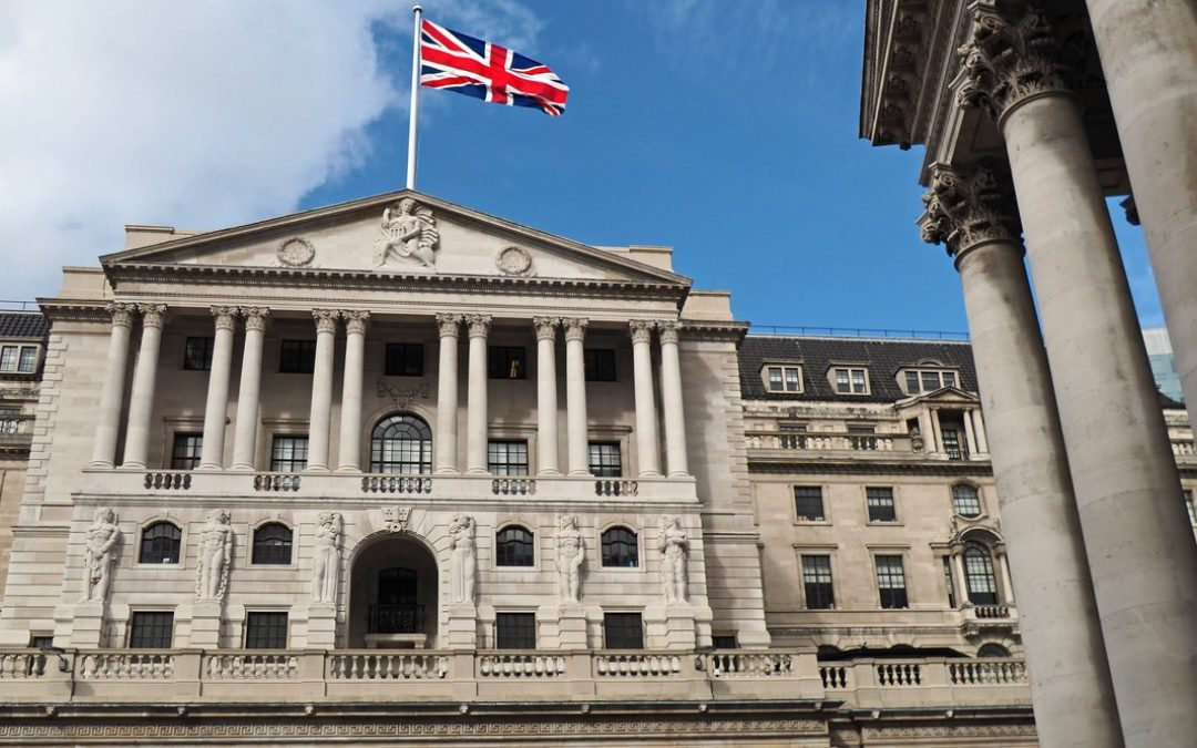Bank of England Publishes Paper on Central Bank Crypto