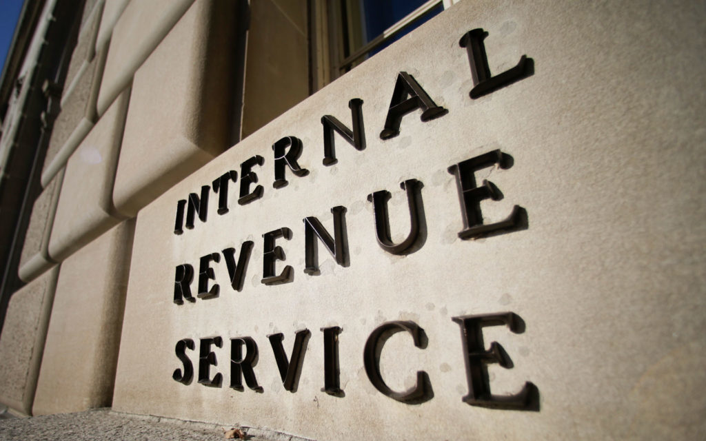 taxes on cryptocurrency irs