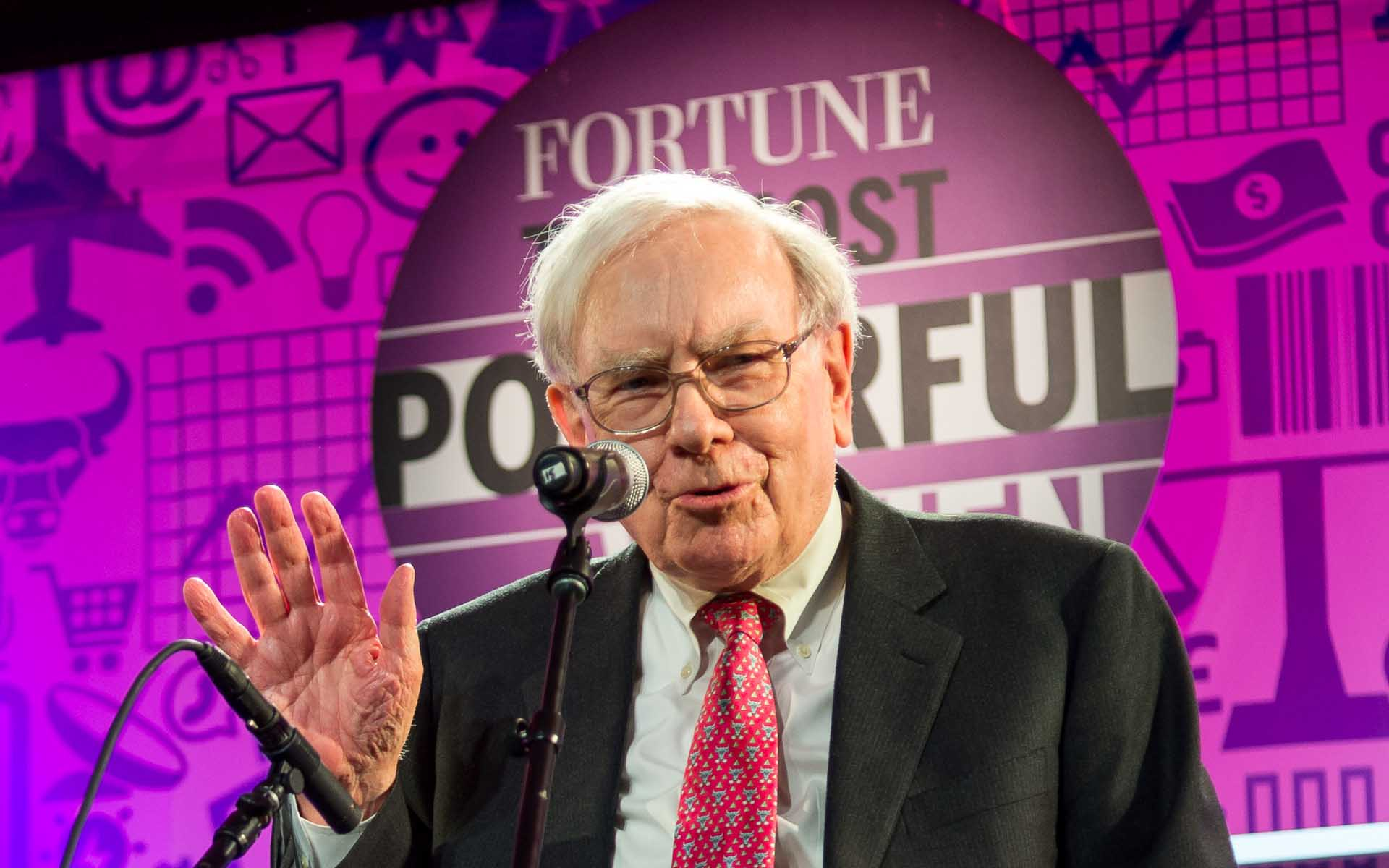 Warren Buffett is coined by Crypto Miner for his negative Bitcoin comments