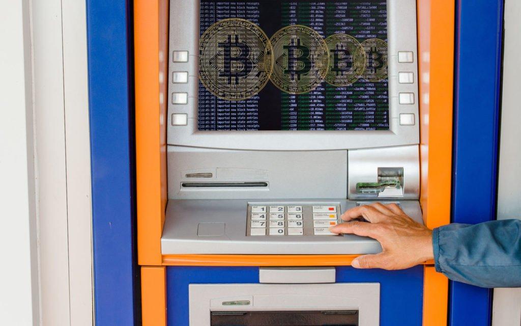 Bitcoin atm comes