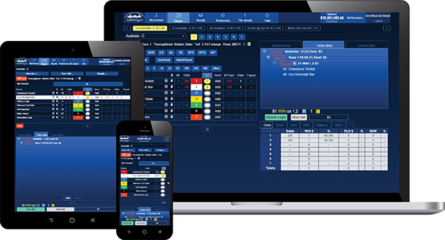 A First for AmWager.Com and American Live Horse Race Betting