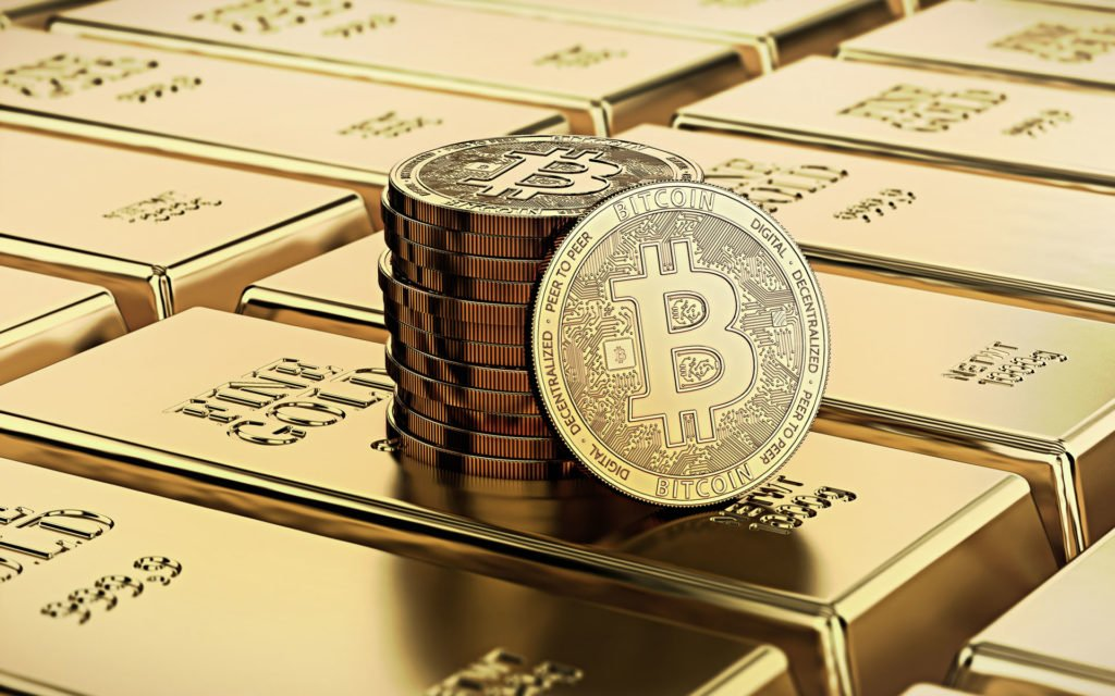 bitcoin exchange to gold