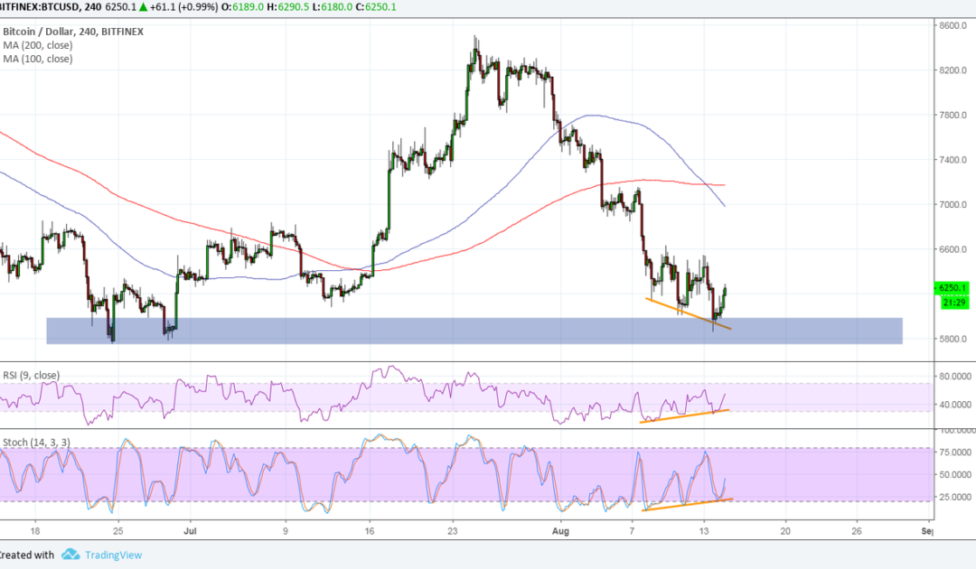 Bitcoin (BTC) Price Watch: Bullish Divergence Spotted