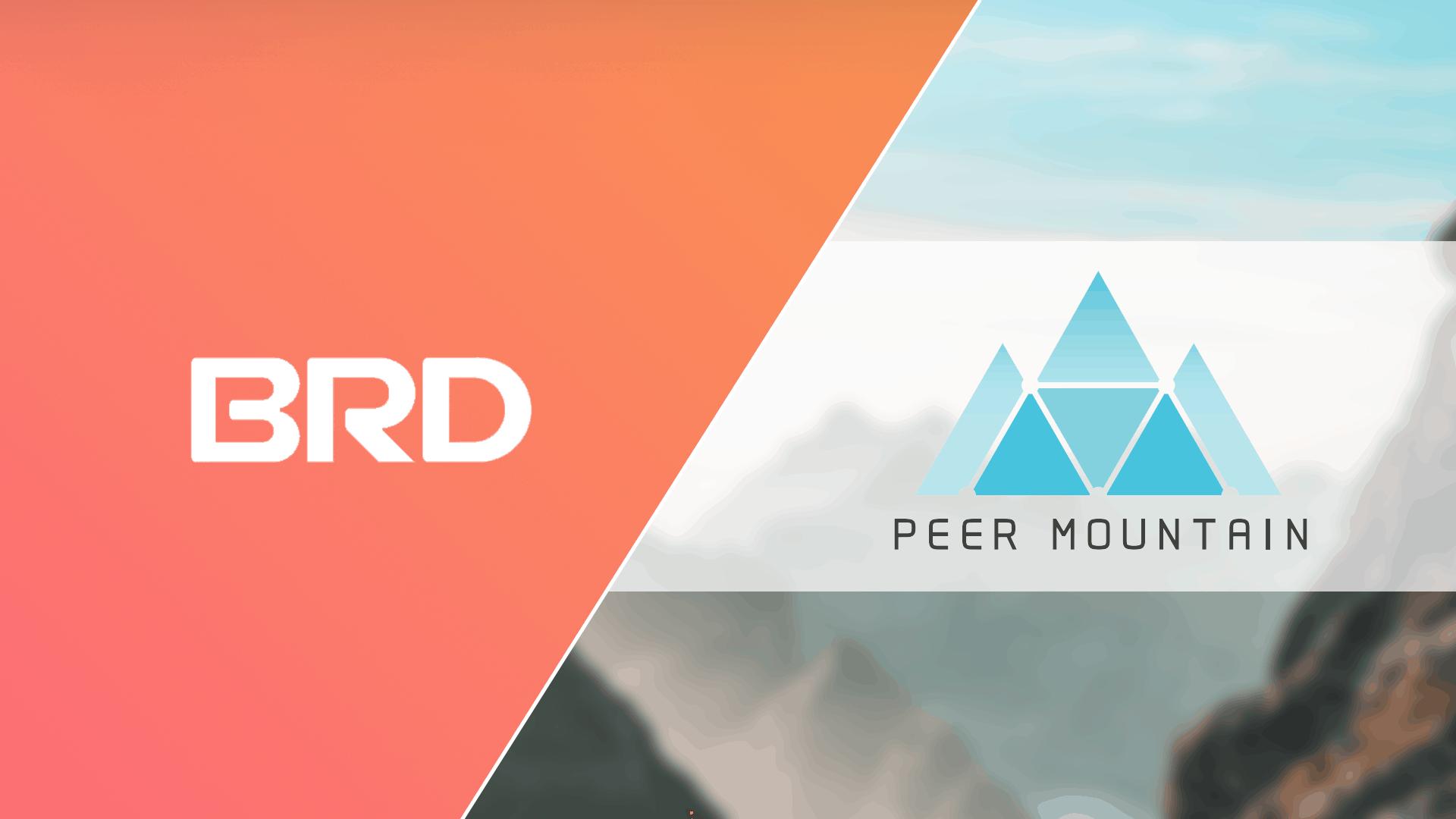 Partnership with peer mountain
