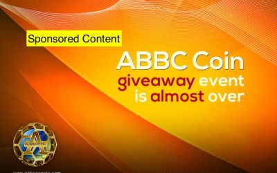 Alibabacoin Foundation announces the end for the ABBC Coin Giveaway Event