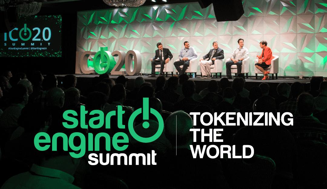 Exclusive StartEngine Summit Discount in Partnership with TokenMarket