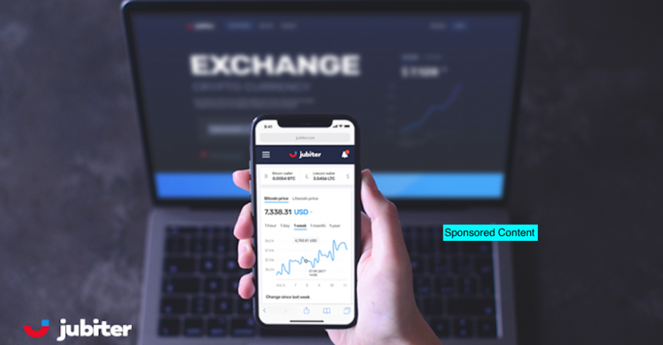 Buy Bitcoins Online with Jubiter, the Newest Cryptocurrency Exchange Platform