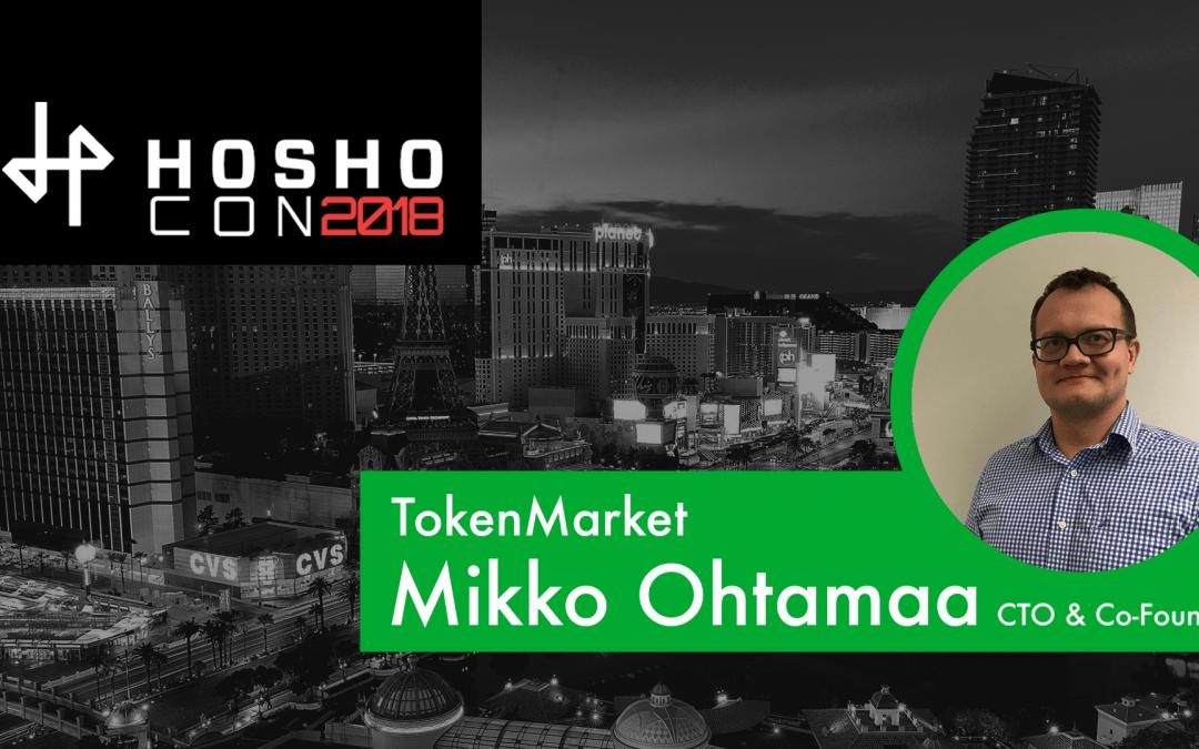 Exclusive HoshoCon Discount Code in Partnership with TokenMarket
