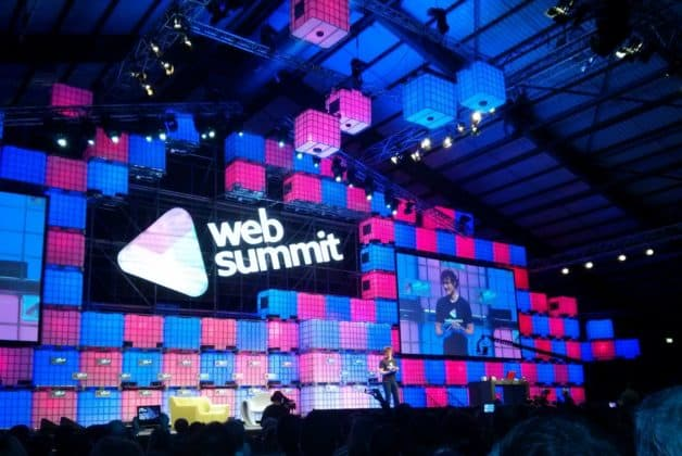 Web Summit Conference Sees Cryptocurrency Businesses Give Away Over $127M