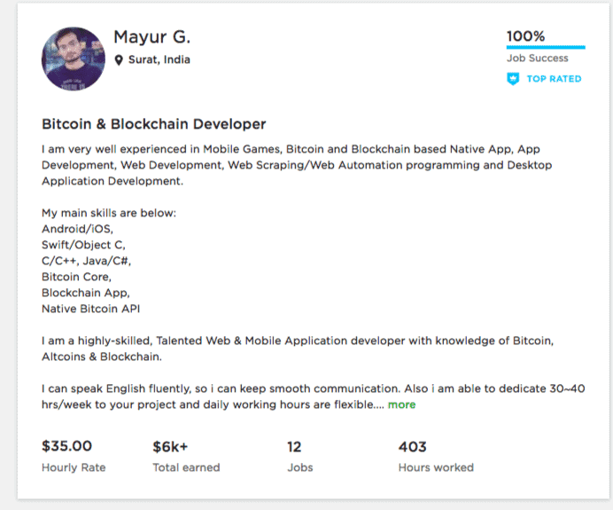 How Much Does a Blockchain Developer Really Make?