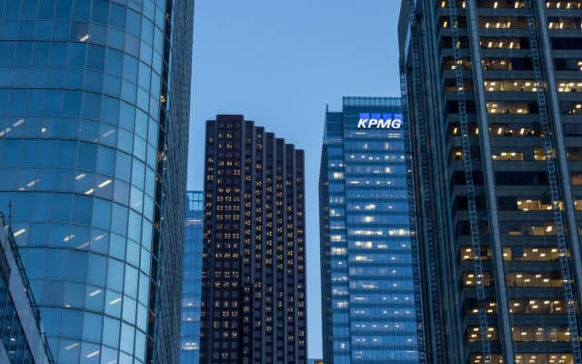 KPMG: Cryptocurrency Still Far Away From a Store of Value