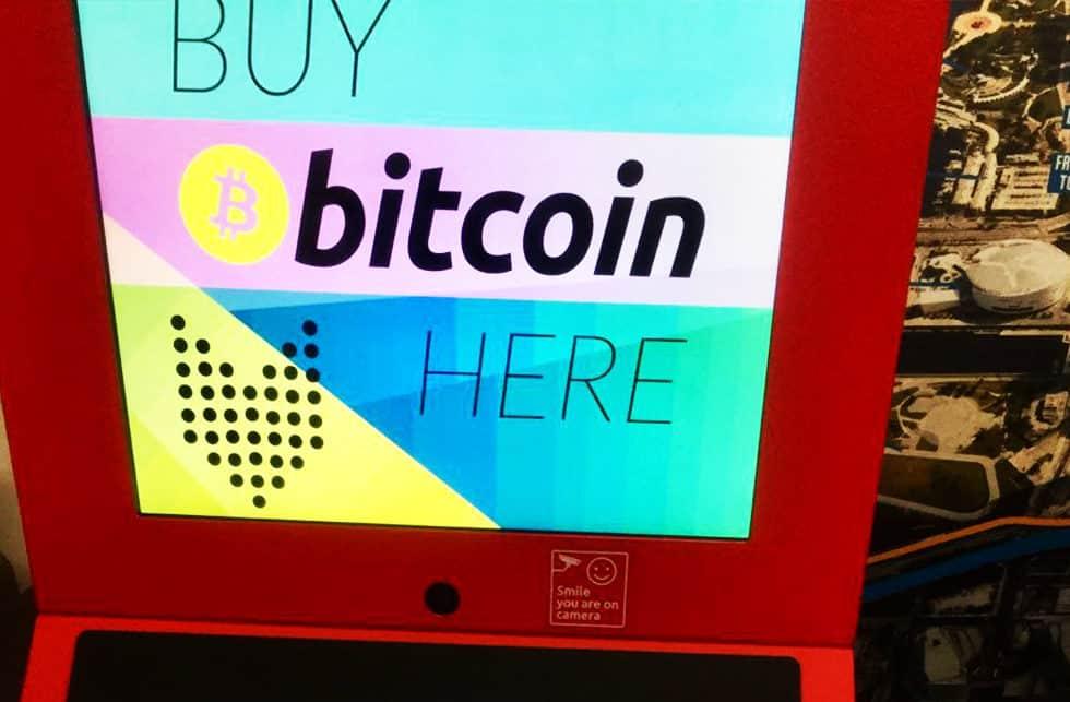 Bitcoin ATM buy bitcoin