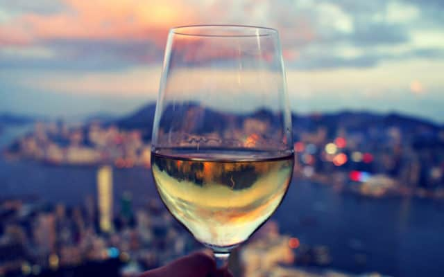 Hong Kong wine bitcoin Madison Holdings Group