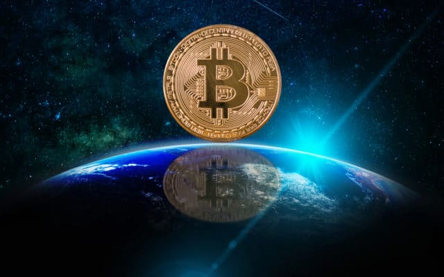 Bitcoin world reserve currency global