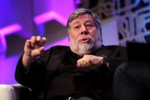 Steve Wozniak Sold All of His Bitcoin At $20,000